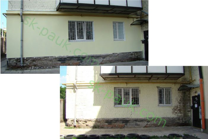 The first steps of wall insulation technology