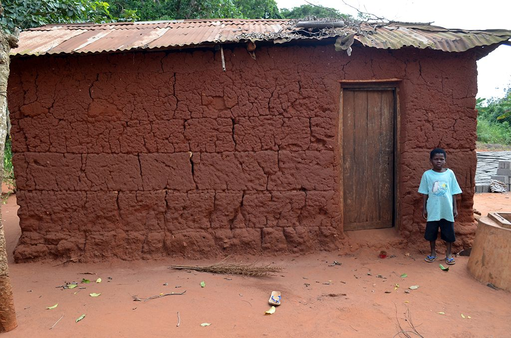 house in Togo