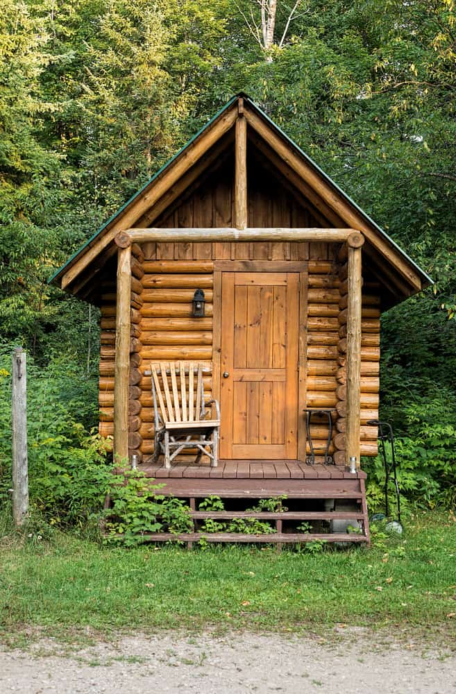 Build Your Own Outdoor Sauna